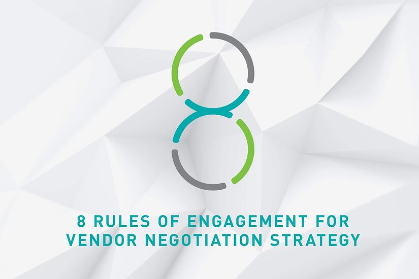 8 Rules of Engagement for Effective Vendor Negotiation Strategy