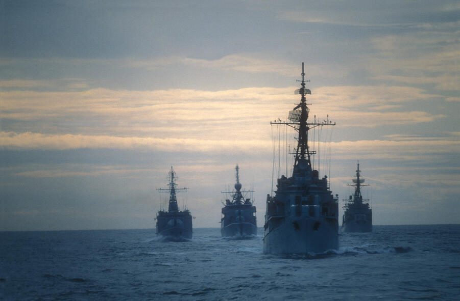 Are the Battleships Sailing Toward New Targets?